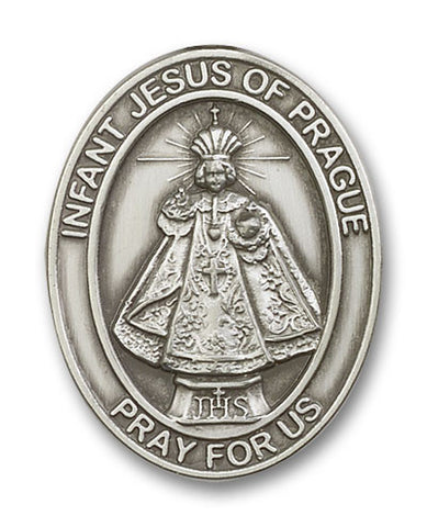 Car Visor Clip - Infant Jesus Of Prague