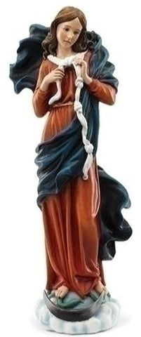 Mary Untier of Knots Statue 18""