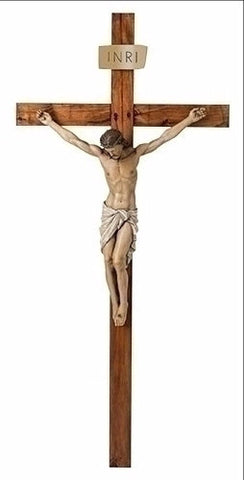 "72"" Crucifix - Discount Catholic Store"
