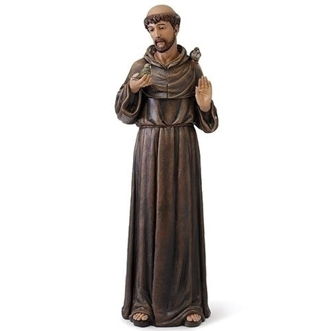 "61"" St. Francis Statue - Discount Catholic Store"
