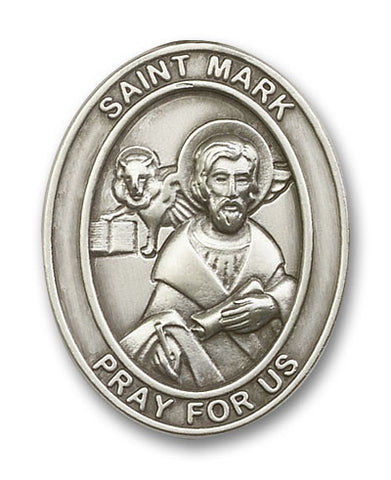 Car Visor Clip - St. Mark