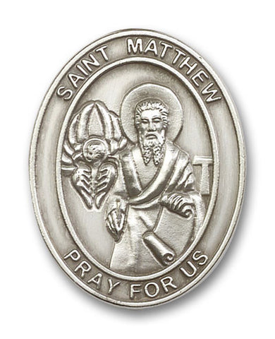 Car Visor Clip - St. Matthew