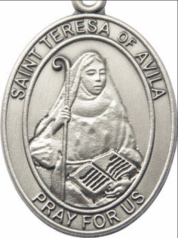 St. Teresa of Avila Key Chain