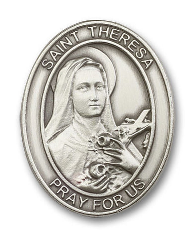 Car Visor Clip - St. Theresa