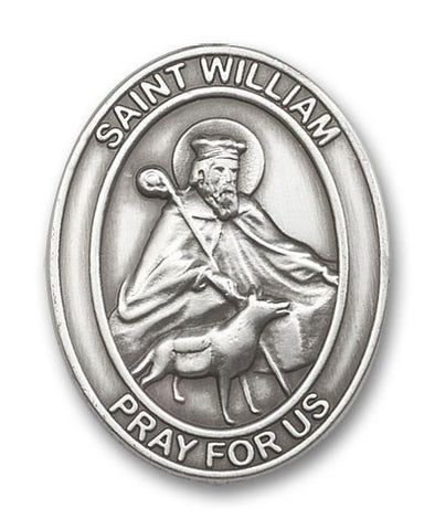 Car Visor Clip - St. William