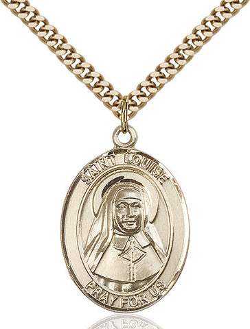 St. Louise De Marillac Gold Filled 1""
