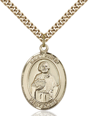St. Philip The Apostle Gold Filled 1""