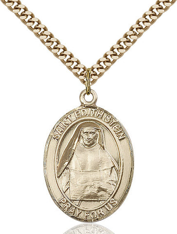 St. Edith Stein Gold Filled 1""