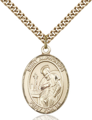 St. Alphonsus Gold Filled 1""