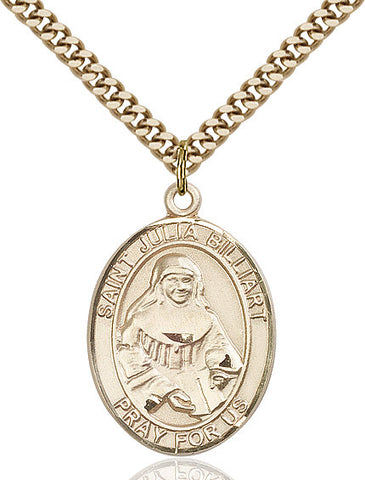St. Julia Billiart Gold Filled 1""