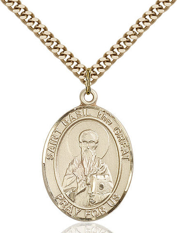 St. Basil The Great Gold Filled 1""