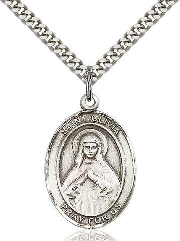 St. Olivia Sterling Silver 1""