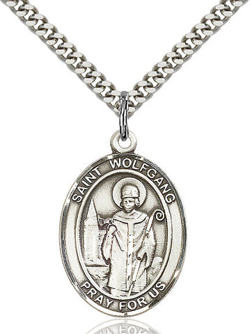 St. Wolfgang Sterling Silver 1""