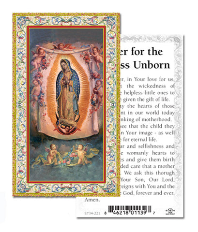 Prayer for the Helpless Unborn