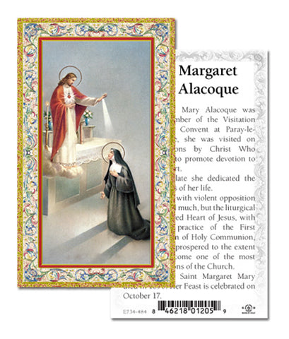 St. Mary Alacoque