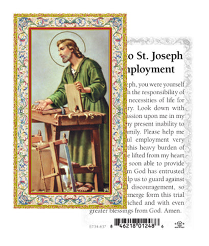 St. Joseph for Employment