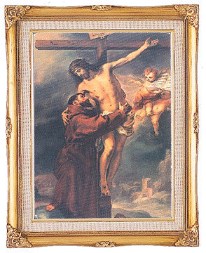 Framed Art - St. Francis