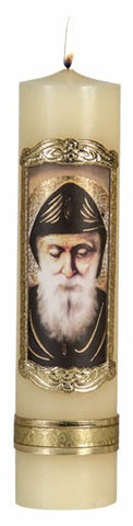 St. Charbel Candle