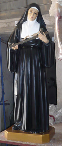 St. Rita Statue 59 Inches