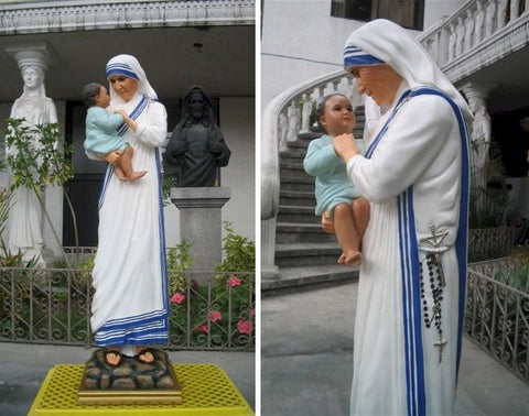 "39"" St. Mother Teresa Statue - Discount Catholic Store"