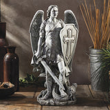 "St. Michael 24"" Outdoor Statue"