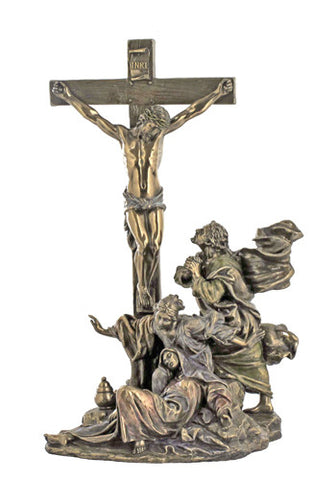 Crucifixion Scene - Discount Catholic Store