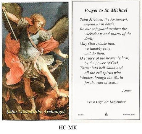 St  Michael Specialty Items – Discount Catholic Store