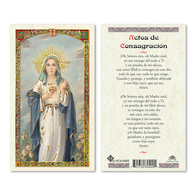 Actos de Consagracion - Discount Catholic Store