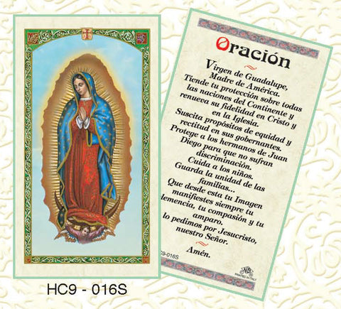 Virgen de Guadalupe - Discount Catholic Store