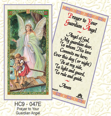 Guardian Angel Prayer - Discount Catholic Store