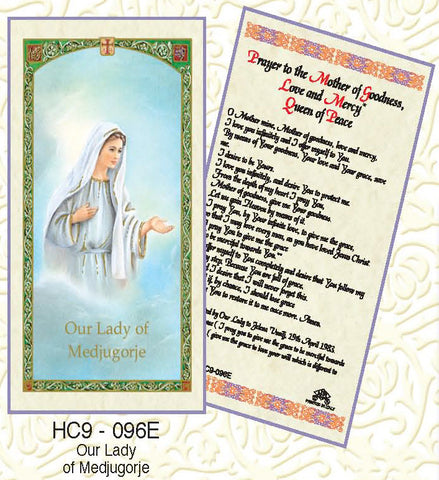 Our Lady of Medjugorje - Discount Catholic Store
