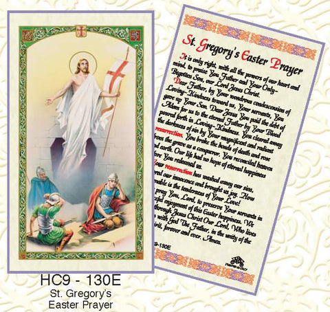 St. Gregory's Easter Prayer - Discount Catholic Store