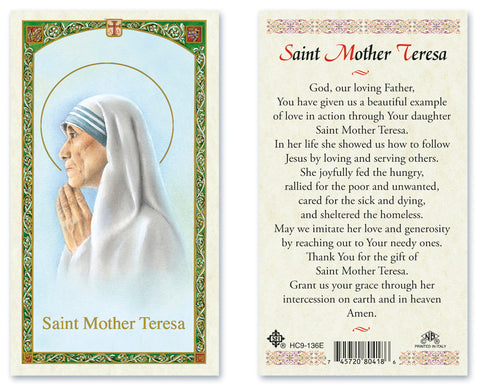 St. Mother Teresa - Discount Catholic Store