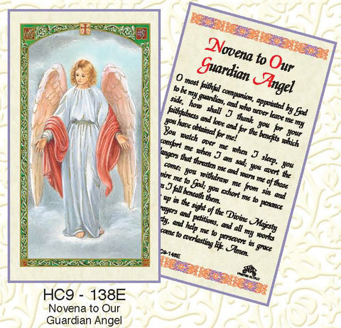 Guardian Angel Novena - Discount Catholic Store