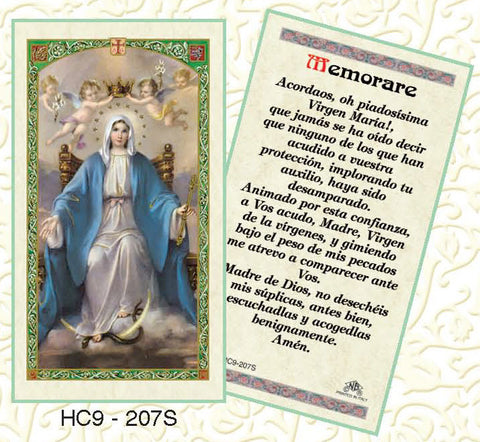 Memorare - Discount Catholic Store