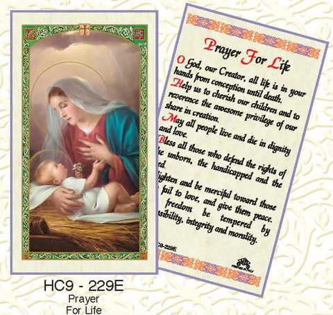 Prayer for Life - Discount Catholic Store