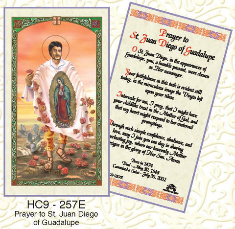 St. Juan Diego of Guadalupe - Discount Catholic Store