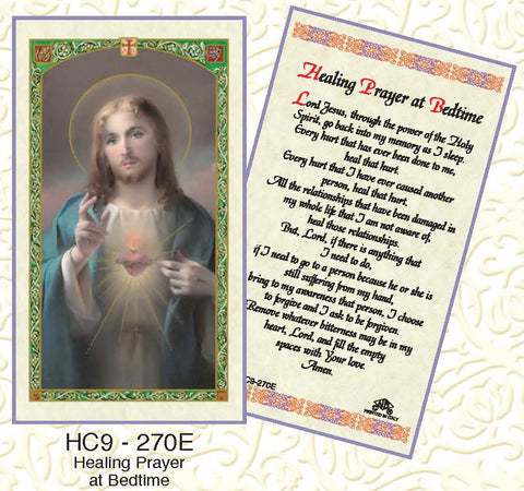 Healing Prayer at Bedtime - Discount Catholic Store