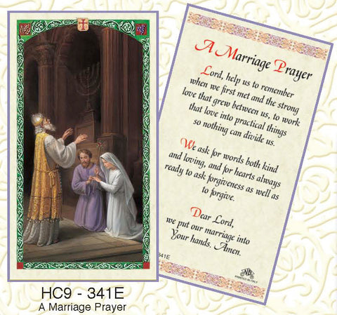 Marriage Prayers - Discount Catholic Store