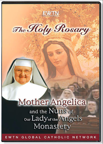 EWTN The Holy Rosary with Mother Angelia - Discount Catholic Store