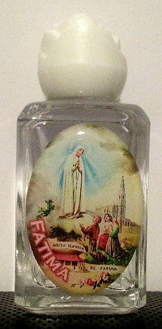 Water from the Fatima Shrine in Portugal - Discount Catholic Store