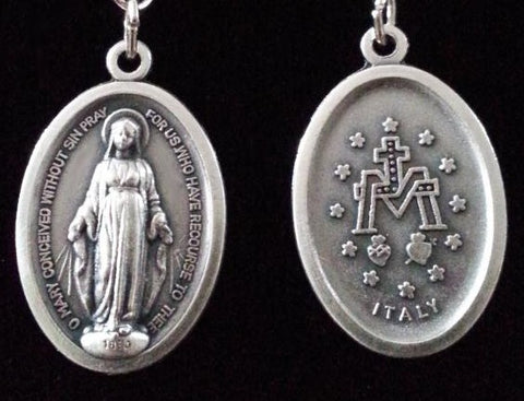 Miraculous Medal - Pack of 25
