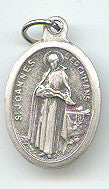 St. John Berchmans  Medal - Discount Catholic Store