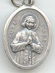 St. John Vianney  Medal - Cure D'Ars  Medal - Discount Catholic Store