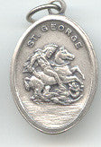 St. George  Medal - Discount Catholic Store