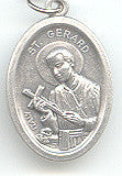 St. Gerard  Medal - Discount Catholic Store