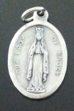 Our Lady of Knock Medal