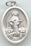 Our Lady of Medjugorje  Medal - Discount Catholic Store