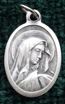 Mondonna of the Streets  Medal - Discount Catholic Store