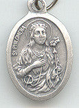 St. Philomena  Medal - Discount Catholic Store